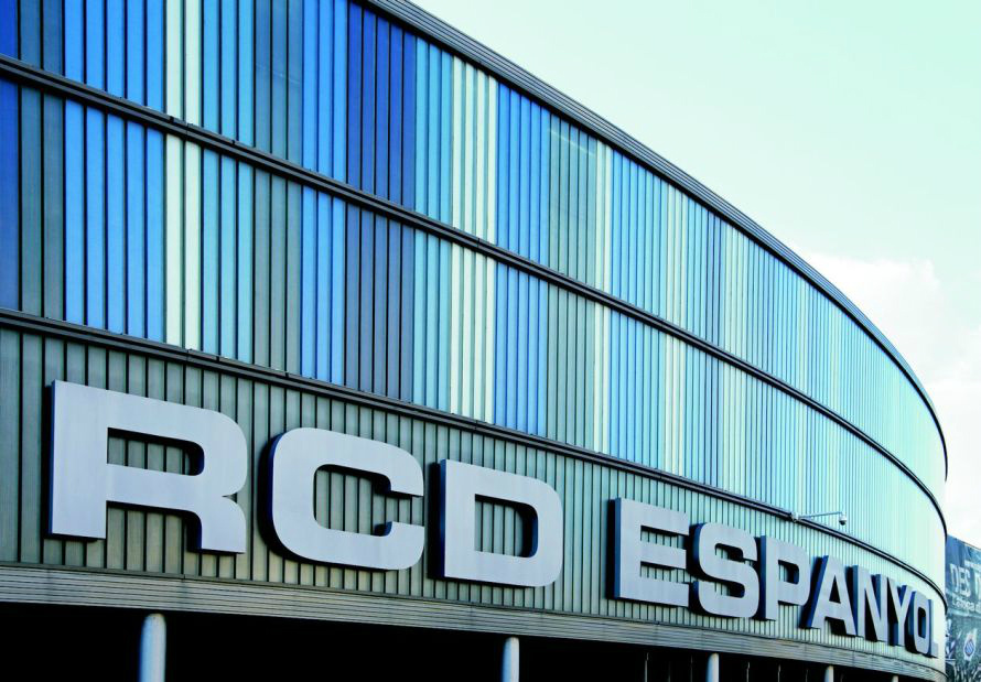 Estadio Espanyol, Barcelona, Spain. Серия PERL. Photo copyright Marcela Grassi